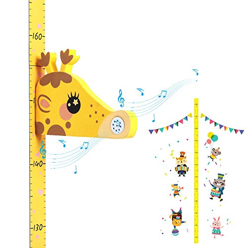 Supoggy Tabla Altura Crecimiento Bebé/Medidor Altura