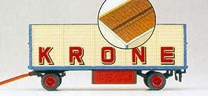 Preiser - Juguete de modelismo ferroviario HO Escala 1:87 (PR21020)