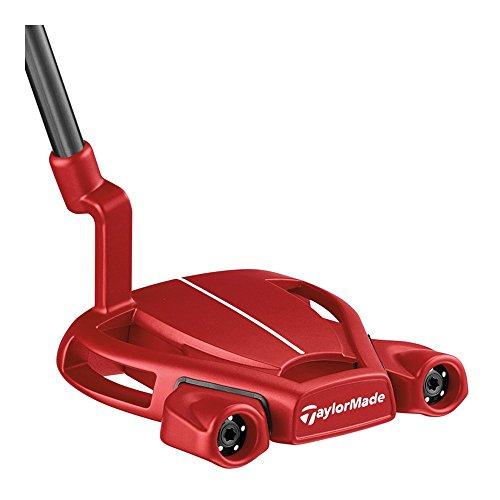 TaylorMade Golf - Putters en Forme d'araignée - 2018, Homme, N1541826, Noir/Rouge/Gris, 86,3 cm