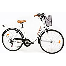 Moma Bikes Bicicletta Passeggio Citybike SHIMANO. Alluminio