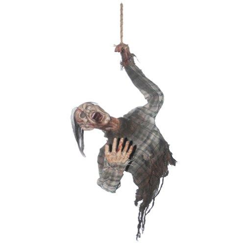 Morris Kostüm Standard - Unbekannt Morris Hängender Zombie-Torso, Standard