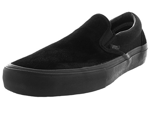 Vans Pro Skate Skate Shoes - Vans Pro Skate Slip-On Pro Shoes - Black/Bronze Blackout