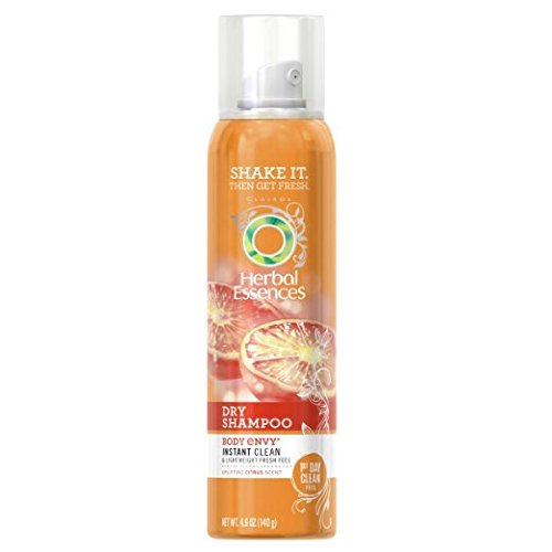 Herbal Essences Body Envy Instant Clean & Lightweight Dry Shampoo 140 gm With Ayur Lotion 50 ml