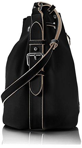 Armani Jeans 9222127p772, Sacs portés main Schwarz (NERO 00020)