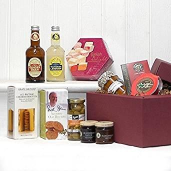 The Eton Gourmet Food Gift Hamper - Gift Ideas for