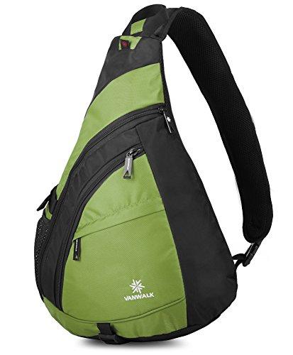 Outdoor peak sac à bandoulière à main loisirs pectoral voyage banane sport nylon