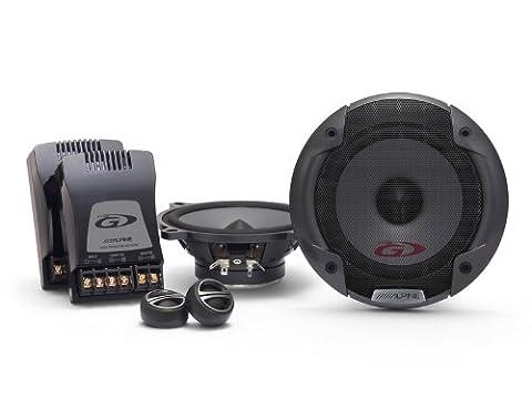 Alpine SPG-13CS Component Speakers
