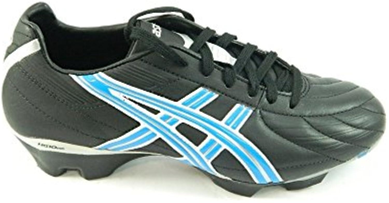 Asics Zapatos de Fútbol Negro PY705 Para Hombre