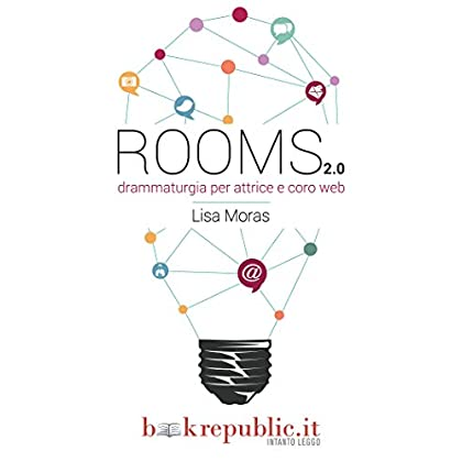 Rooms 2.0 - Monologo Per Attrice E Coro Web