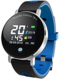 MObast Smartwatches Mode Y6Plus IP67 Armbanduhr Intelligent Uhr Herren Damen Fitness Recorde