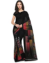 Vaamsi Women's Saree with Blouse Piece
