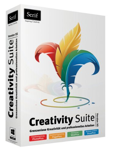 Serif Creativity Suite X5
