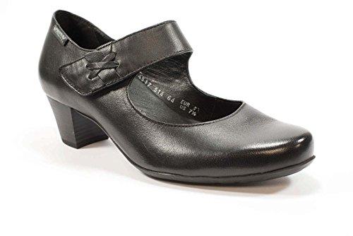 Mephisto, Damen Pumps , Schwarz - schwarz - Größe: 36 EU
