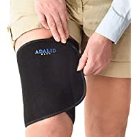 Oberschenkelbandage mit Eisgel-Pack für Wärme- und Kältetherapie: Ideal zur Kompression und Schmerzlinderung bei... preisvergleich bei billige-tabletten.eu