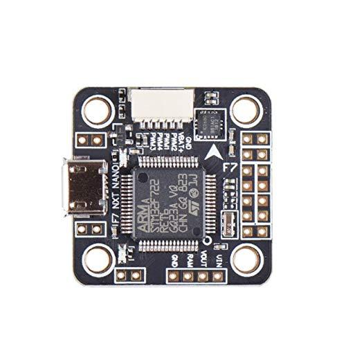 EdBerk74 F7 NXT Nano Flugregler W / ICM20608 32 Karat Integriertes OSD 5 V 3A BEC 20x20mm Für RC Drone Quadcopter Unterstützung Dshot ESC -