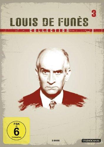 Louis de Funes Collection 3 [Edizione: Germania]