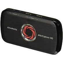 AVerMedia LGP LITE- Grabadora video (HDMI, USB, HDMI, Full HD, H.264) color negro