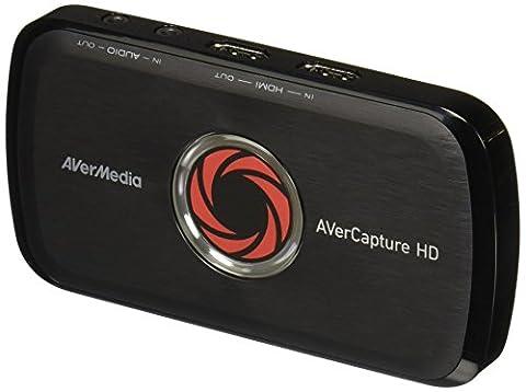 Boitier Jeu Ps4 - AVerMedia Live Gamer Portable Lite - Lancez-vous