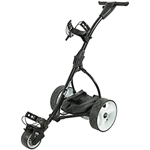 Ben Sayers G5206 - Carro de golf eléctrico, color negro