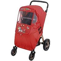 wasserdicht Standardgr/ö/ße Universal-Regenmantel f/ür Kinderwagen oder Kinderwagen 1 St/ück
