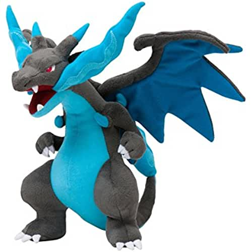 Pokemon Center Peluche Mega Charizard X