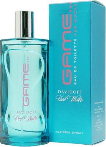 Davidoff Cool Water Game for Woman Eau de Toilette Spray 50 ml