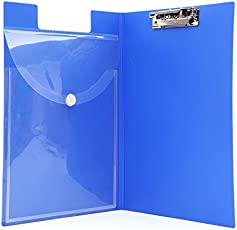 Solo PB 111 Pad Board with Envelope Pocket - Magic Square Blue