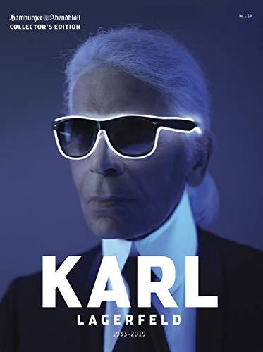 Karl Lagerfeld: Hamburger Abendblatt Collector's Edition