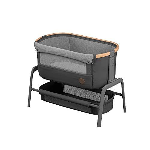 Bébé Confort Iora Berceau Cododo avec fonction coulissante facile, convient dès la naissance, de 0 à 9kg,...