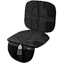 Innovaciones MS 899 - Esterilla protector asiento, Negro