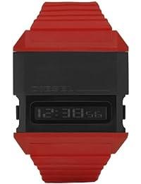 Diesel Unisex-Armbanduhr Digital Plastik DZ7198