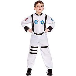 Child Moon Mission Costume talla pequeña (110-122cm)
