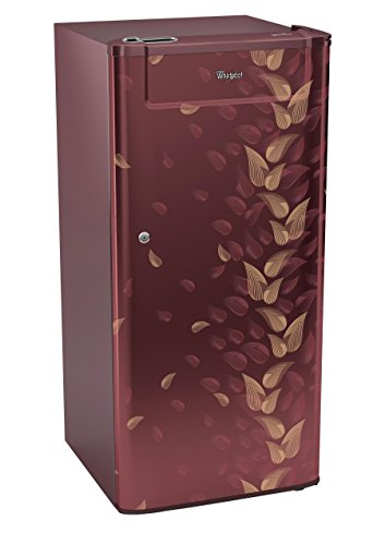 Whirlpool 205 Icemagic Premier 4S Direct-cool Single-door Refrigerator (190 Ltrs, 4 Star Rating, Silver Fiesta)