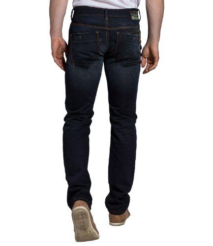 """Timezone Herren Jeans Normaler Bund 26-5497 EduardoTZ """"3595 foggy blue"""" Blau (foggy blue 3595)"""