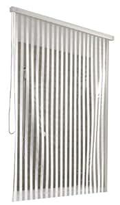 kleine wolke 3321100747 duschrollo leerkassette 128 x 240 cm wei mit streifen. Black Bedroom Furniture Sets. Home Design Ideas