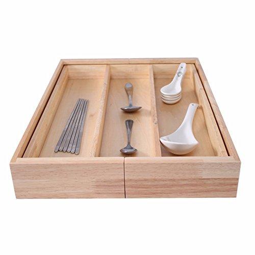 SSBY Legno massello cucina e stoviglie caselle