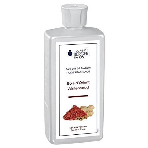 Lampe Berger - Profumo per ambienti, aroma: Legno d'oriente, 500 ml