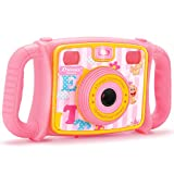DROGRACE Kids Video Camera Digital Camcorder