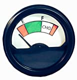Stone River Products Golf Cart State of Charge Meter - 48 Volt (48V)