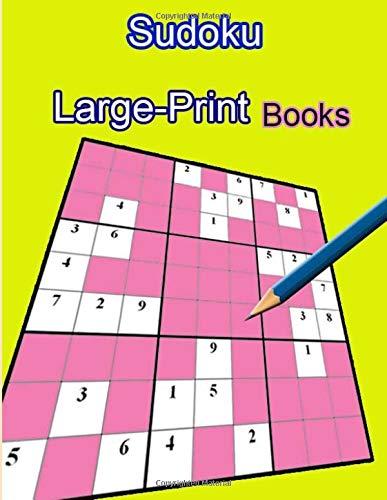 Sudoku Large-Print Books: Sudoku Puzzles Easy to Hard por Tad aern