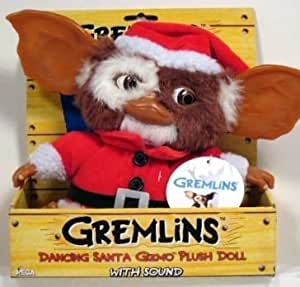 Gremlins - Gizmo Santa Dancing - Peluche - Neca