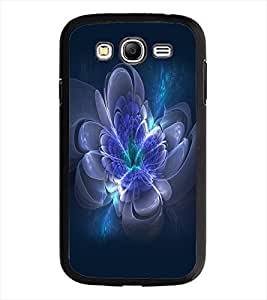 PrintDhaba Flower Pattern D-1200 Back Case Cover for SAMSUNG GALAXY GRAND NEO (Multi-Coloured)