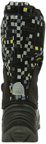 Kamik Waterbug6G, Boots mixte enfant Multicolore (Blk)