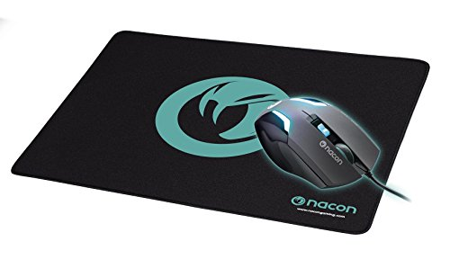 Big Ben, PCGB-300 Nacon Optical Gaming Mouse 2400 DPI + MAT for PC