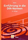 Einführung in die DIN-Normen
