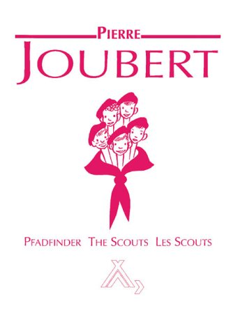 Pfadfinder /The Scouts /Les Scouts (Pfadfinder-kunst)