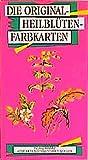 Die Original - Heilblüten- Farbkarten. 77 Karten. ( 38 Grundkarten und 39 Meditationskarten)