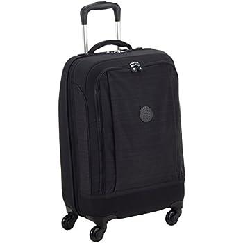 Delightful Kipling   SUPER HYBRID S   Cabin Size Wheeled Luggage   Dazz Black C    (Black)