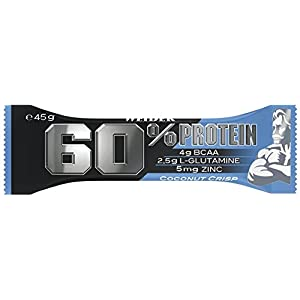 Weider 60% Protein Bar, Mix-Box Riegel