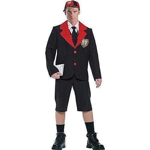 Für Erwachsene Schuluniform Kostüm - Erwachsenen Schuljungen Kostüm Schuluniform für Erwachsene